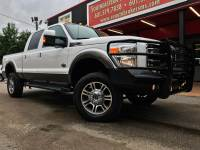 2016 Ford F-250 SD KING RANCH CREW CAB SHORT BED 4WD LEVELED
