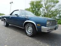 1984 Chevrolet El Camino Base