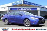 Used 2016 Toyota Camry Sedan For Sale Stockton, California