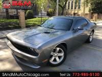 2012 Dodge Challenger 2dr Cpe SXT Plus