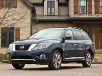 Used 2014 Nissan Pathfinder Hybrid Platinum Hybrid 2WD For Sale in Metairie, LA