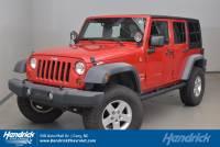 2012 Jeep Wrangler Unlimited Sport 4WD Sport in Franklin, TN