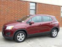 Pre-Owned 2016 Chevrolet Trax LS SUV