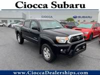 Used 2015 Toyota Tacoma 4WD Double Cab V6 AT For Sale in Allentown, PA