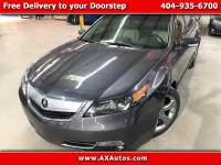 2014 Acura TL 6-Speed AT with Advance Package