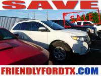 Used 2013 Ford Edge SEL SUV V6 Ti-VCT for Sale in Crosby near Houston