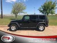 2008 Jeep Wrangler RWD 4dr Unlimited X