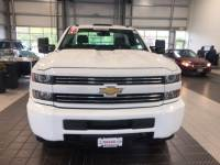 Used 2016 Chevrolet Silverado 3500 Chassis K3500 CAB CHASSIS