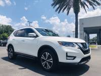 Pre-Owned 2018 Nissan Rogue SL SUV in Jacksonville FL