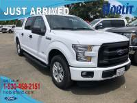 2016 Ford F-150 XL Sport Crew Cab Short Bed EcoBoost