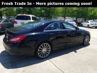 Certified Pre-Owned 2015 Mercedes-Benz CLS 400 Rear Wheel Drive Coupe