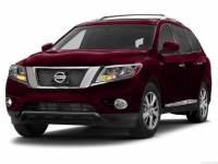2013 Nissan Pathfinder Platinum SUV in Chattanooga