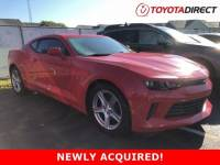 2016 Chevrolet Camaro 1LT Coupe Rear-wheel Drive