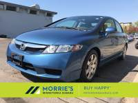 2011 Honda Civic LX Sedan FWD