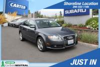 2008 Audi A4 2.0T For Sale in Seattle, WA