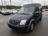2013 Ford Transit Connect 114.6 XLT w/o Side or Rear Door gl