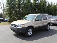 Used 2007 Ford Escape Hybrid For Sale In Ann Arbor