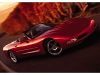 2002 Chevrolet Corvette Base Convertible