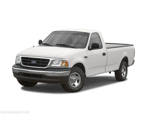 Photo Used 2002 Ford F-150 Truck for sale in Middlebury CT