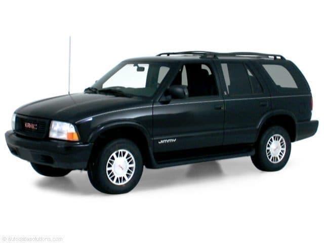 Photo Used 2000 GMC Jimmy SUV