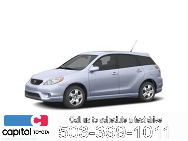 Photo Used 2005 Toyota Matrix XRS For Sale Salem, OR