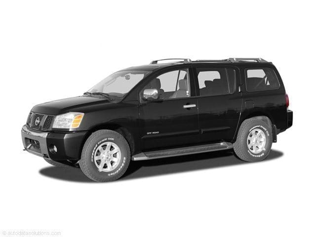 Photo Used 2004 Nissan Armada for sale in Rockville, MD
