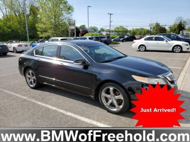 Photo Pre-Owned 2010 Acura TL 3.5 wTechnology Package18 Wheels Sedan for sale in Freehold,NJ