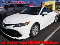 Used 2018 Toyota Camry LE LE Sedan in Chandler, Serving the Phoenix Metro Area