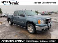 2011 GMC Sierra 1500 SLE Truck Crew Cab For Sale - Serving Amherst