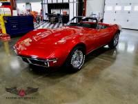1968 Chevrolet Corvette Convertible $34,500