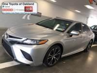 Pre-Owned 2018 Toyota Camry SE Sedan in Oakland, CA