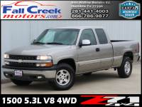 2001 Chevrolet Silverado 1500 Z71 Ext. Cab Short Bed 4WD