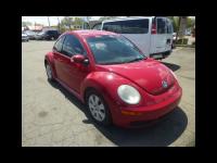 2009 Volkswagen New Beetle S
