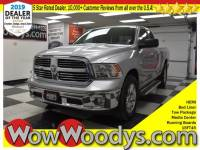 2015 RAM Ram Pickup 1500 4x4 Big Horn 4dr Quad Cab 6.3 ft. SB Pickup