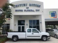 2004 Chevrolet Silverado 1500 Work Truck Vinyl Seats CD Dual A/C 1 Owner 8ft Bed Tow