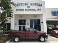 2006 Ford F-150 XL 5 Speed CD A/C Vinyl Seats 1 Owner Clean CarFax