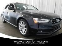 Pre-Owned 2014 Audi A4 2.0T Premium in Greensboro NC