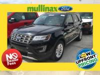 Used 2016 Ford Explorer XLT W/ Leather, Hands Free Lift Gate SUV V-6 cyl in Kissimmee, FL