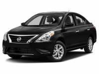 Pre-Owned 2017 Nissan Versa 1.6 Sedan