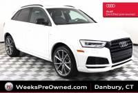 Used 2018 Audi Q3 2.0T Premium Plus w/ S-Line Competition Pkg. SUV in Danbury