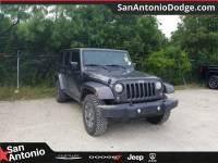 2017 Jeep Wrangler Unlimited Rubicon Rubicon 4x4 in San Antonio