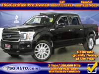 2018 Ford F-150 Limited SuperCrew 5.5ft 4WD