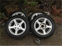 2003 Mustang Rims & Tires