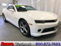 2014 Chevrolet Camaro 1LT Rs Package/ Moonroof-Clean! Coupe V6