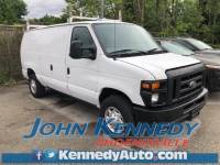 Used 2014 Ford E-250 Commercial Cargo Van V8 EFI Flex Fuel For Sale Phoenixville, PA