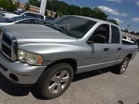 2004 Dodge Ram 1500 Truck Quad Cab