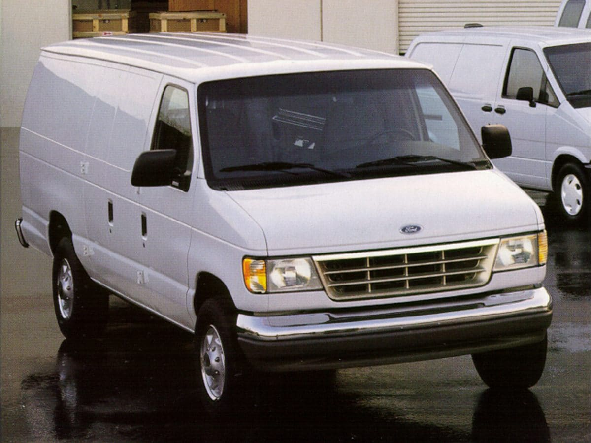 Photo 1997 Ford E-150 XL Cargo Van RWD