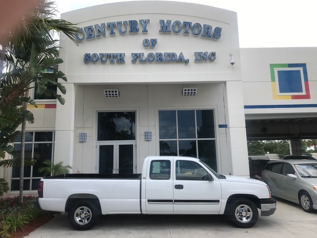 Photo 2004 Chevrolet Silverado 1500 Work Truck Vinyl Seats CD Dual AC 1 Owner 8ft Bed Tow
