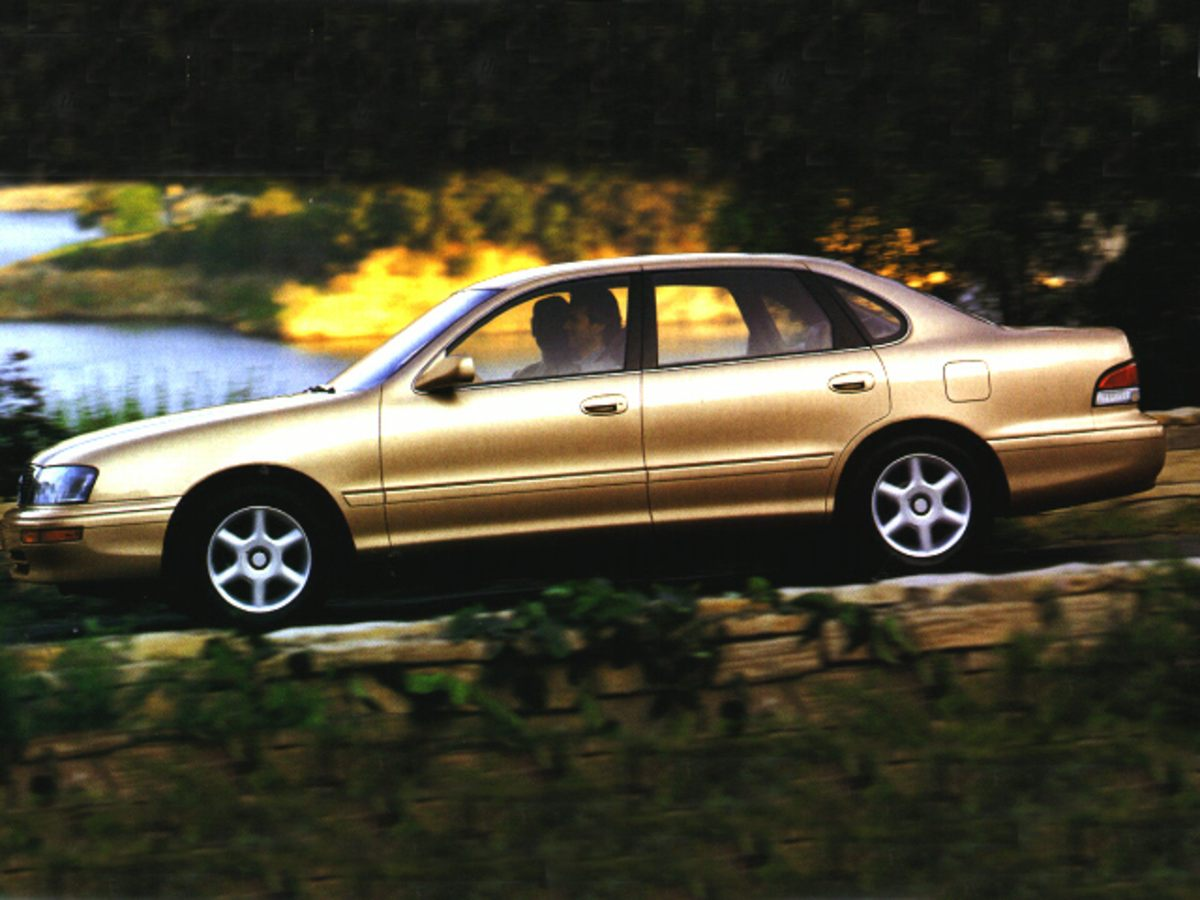 Photo Used 1996 Toyota Avalon in West Palm Beach, FL