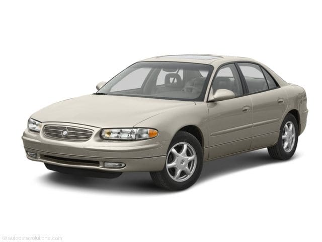 Photo Used 2003 Buick Regal LS for sale on Cape Cod, MA